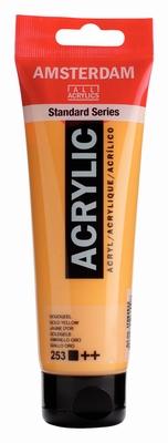 Amsterdam Acrylverf 120 ml Goudgeel