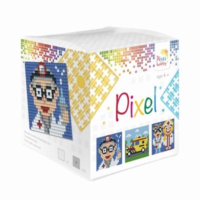 Pixelhobby Kubus Ziekenhuis