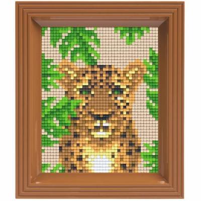 Pixelhobby Geschenkset Jungle | Panter