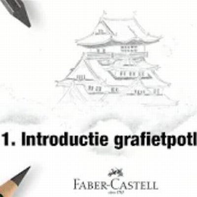 Workshop Grafiet deel 1 Introductie Grafiet Potloden