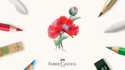 Demonstratie Faber Castell Polychromos + Albrecht Dürer