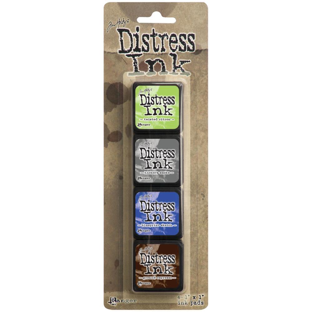Distress Ink Mini Kit 14
