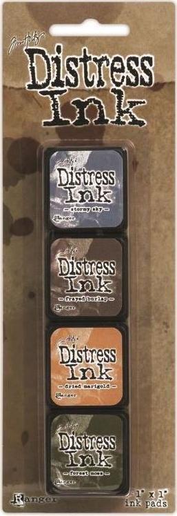 Distress Ink Mini Kit 9