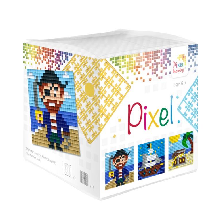 Pixelhobby Kubus Piraat