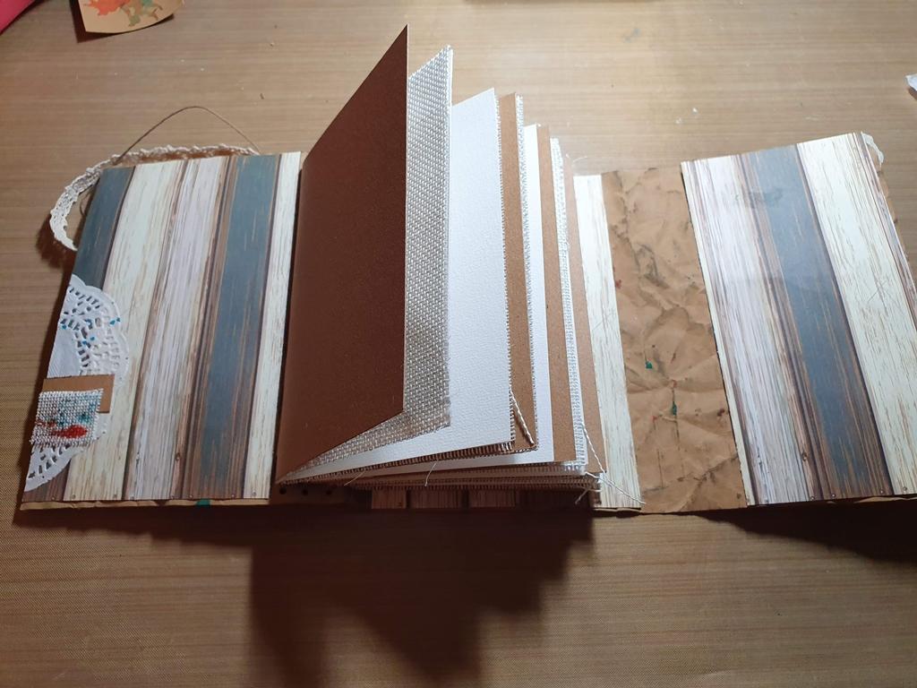 WRAP Album / Faux Leather