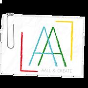 AALL & Create stempel