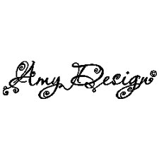 Amy Design | Clear stempels