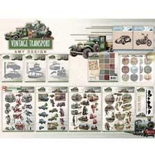Amy Design Vintage Transport