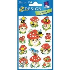 Avery Z-design sticker