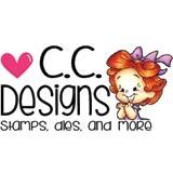 C.C. Design stempel