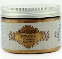 Cadence Dora Perla Metallic Relief Pasta