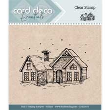 Card Deco Essential Clear Stamp