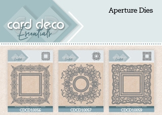 Card Deco Essentials Aperture Dies