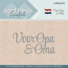 Card Deco Essentials Dies