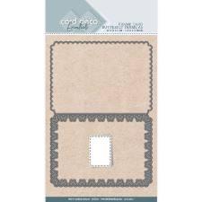 Card Deco Essentials Frame Dies