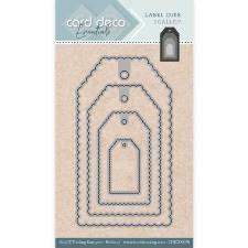 Card Deco Essentials Label Dies