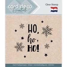 Card Deco Essentials stempels