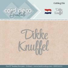 Card Deco Essentials Tekst Dies Nederlands