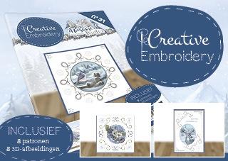 Creative Embroidery - Awesome Christmas