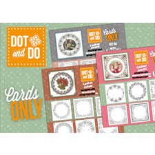 Dot and Do Cards Only 54-55-56