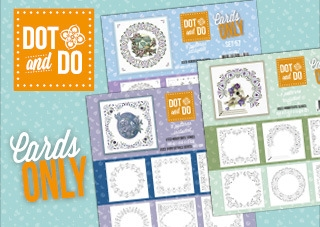 Dot and Do Cards Only 57-58-59