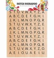 Dutch Doobadoo Sticker Art