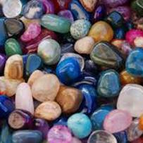 Edelsteen | Imitatie edelsteen | Natuursteen