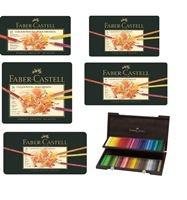 Faber Castell Polychromos set