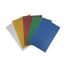 Glitterkarton 50 x 70 cm
