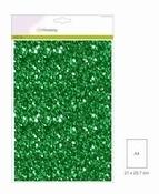 Glitterpapier en Glitterkarton