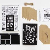 Handletter pakket | Kalligrafieset