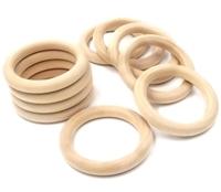 Houten ringen | Borduurringen