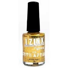 Izink Pigment Ink | Seth Apter