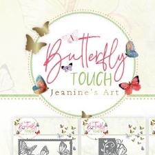 Jeanine's Art Butterfly Touch