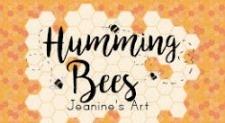 Jeanine's Art Humming Bees