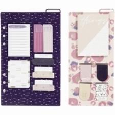 Journal sticker & tabblad