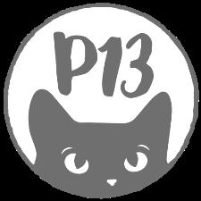 P13 | Piatek Tryznastego Stickervel