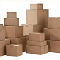 Papier Mache Doos | Karton doosje | Paperbag