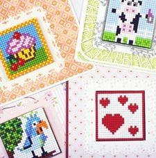 Pixel Hobby Kaarten