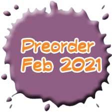 Preorder Februari 2021