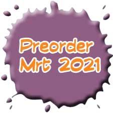 Preorder Maart 2021