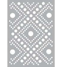 Pronty stencil A5