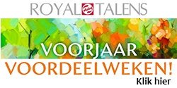 Royal Talens Voorjaar Voordeelweken!