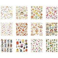 Sticker | diverse figuren