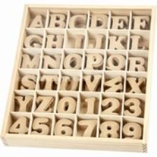 Tekst hout | Letter van hout | houten Cijfer