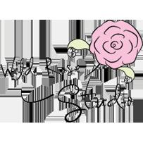 Wild Rose stempel