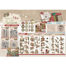 Yvonne Creations - Have a Mice Christmas
