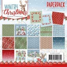 Yvonne Creations Wintery Christmas