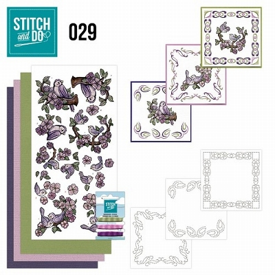 Stitch and Do 29 - Vogels