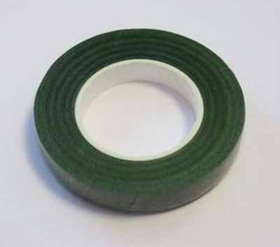 Floral Tape Groen rol 12mm x 27,5m